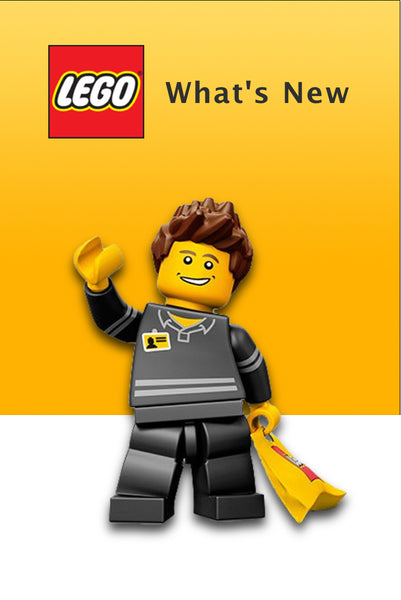 LEGO New Arrival