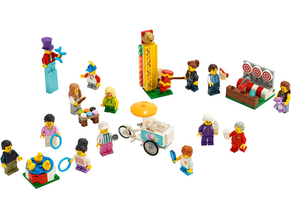 69234 People Pack - Fairground