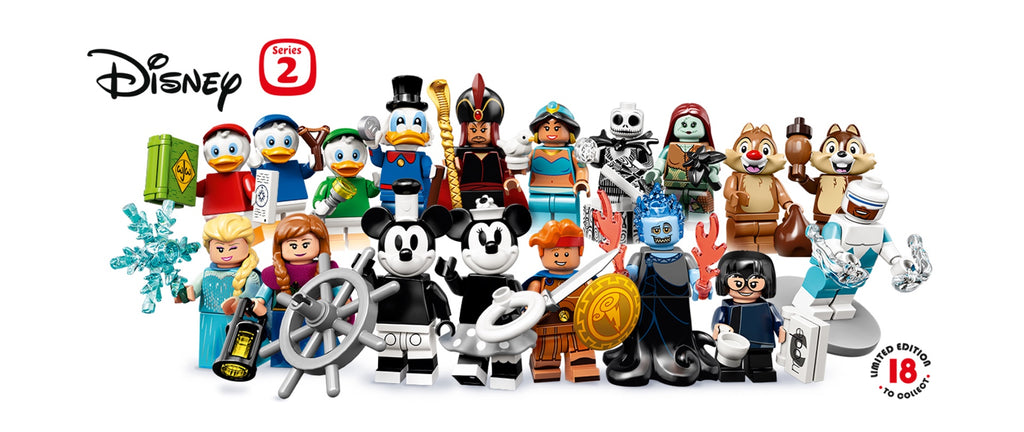LEGO® 71024 Minifigures Disney Series 2
