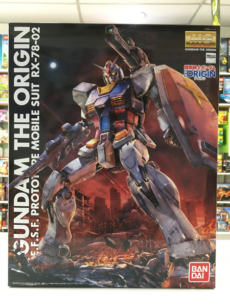 MG RX-78-2 Gundam The Origin