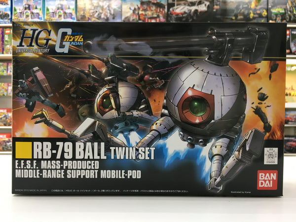 HGUC Ball Twin Set