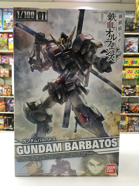 NG 1/100 Gundam Barbatos
