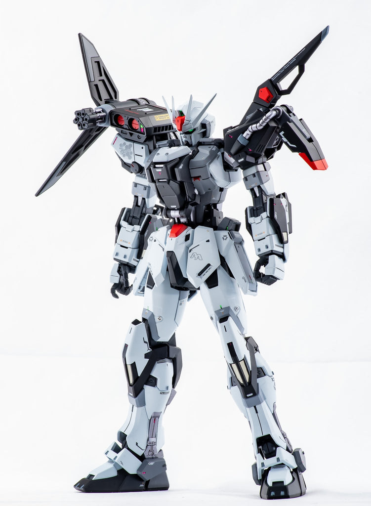 "MG ""Strike Gundam Psycho Pack"""
