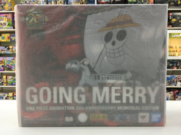 Chogokin Going Merry -One Piece Animation 20th Anniversary Memorial Edition