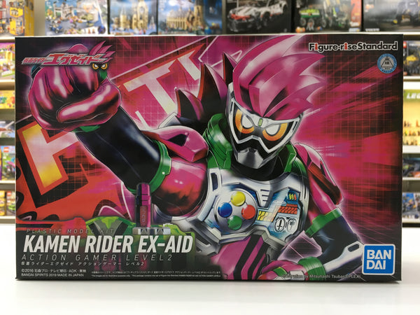 Figure-Rise Standard Kamen Rider Ex-Aid Action Game Level 2