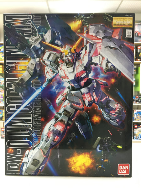 MG Unicorn Gundam