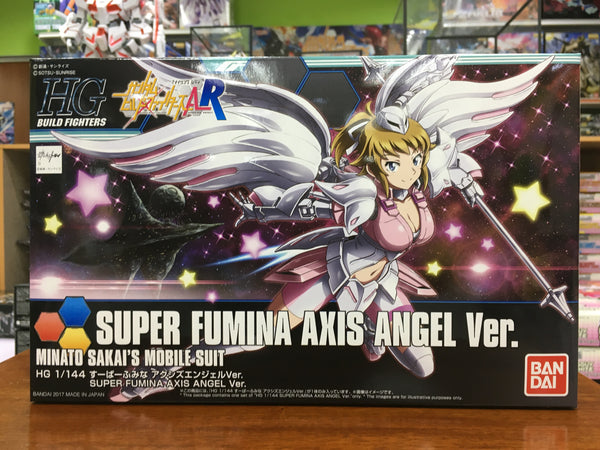 SUPER FUMINA AXIS ANGEL VER.