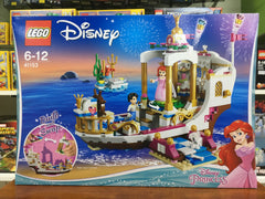 LEGO 41153 Ariel's Royal Celebration Boat