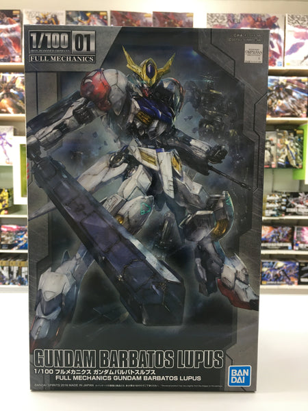 Gundam Barbatos Lupus