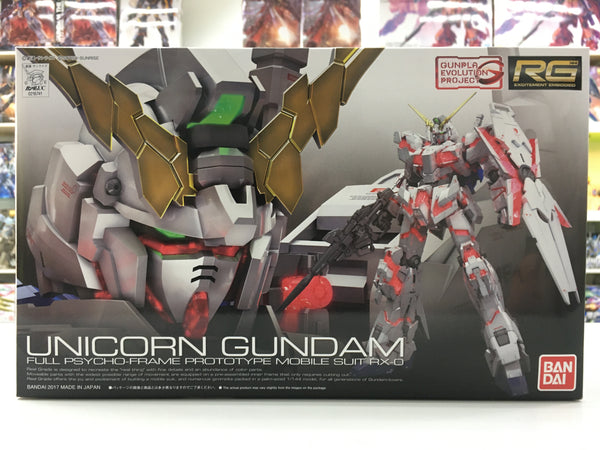 RG Unicorn Gundam