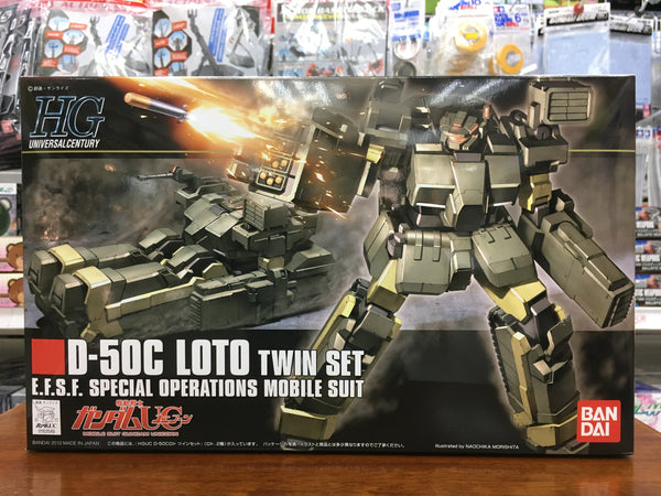 HGUC Loto Twin Set