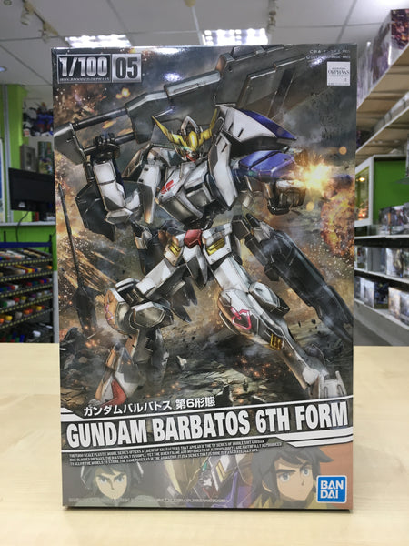 FM Gundam Barbatos 6th Form