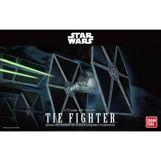 Bandai Star Wars Kit 1/72 TIE Fighter