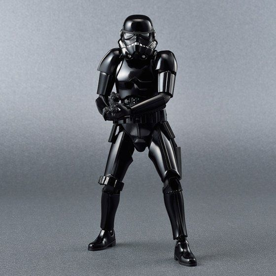 Bandai Star Wars Model Kit - 1/12 Shadow Stormtrooper