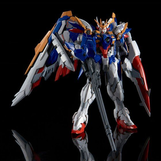 1/100 High Resolution Model Wing Gundam EW