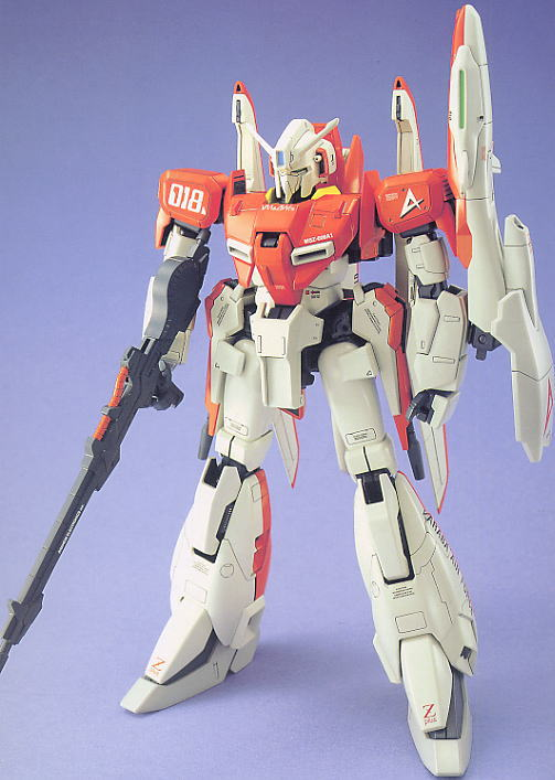 MG MSZ-006A1 Zeta Plus Test Color Type