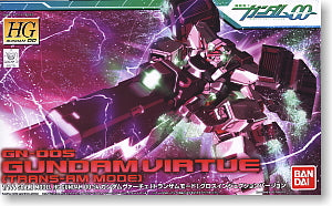 HG GN-004 Gundam Virtue Trans-AM Mode