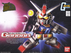 SD BB329 RX-78-2 Gundam (Animation Color)