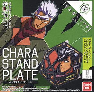Character Stand Plate Mobile Suit Gundam: Iron-Blooded Orphans Orga Itsuka