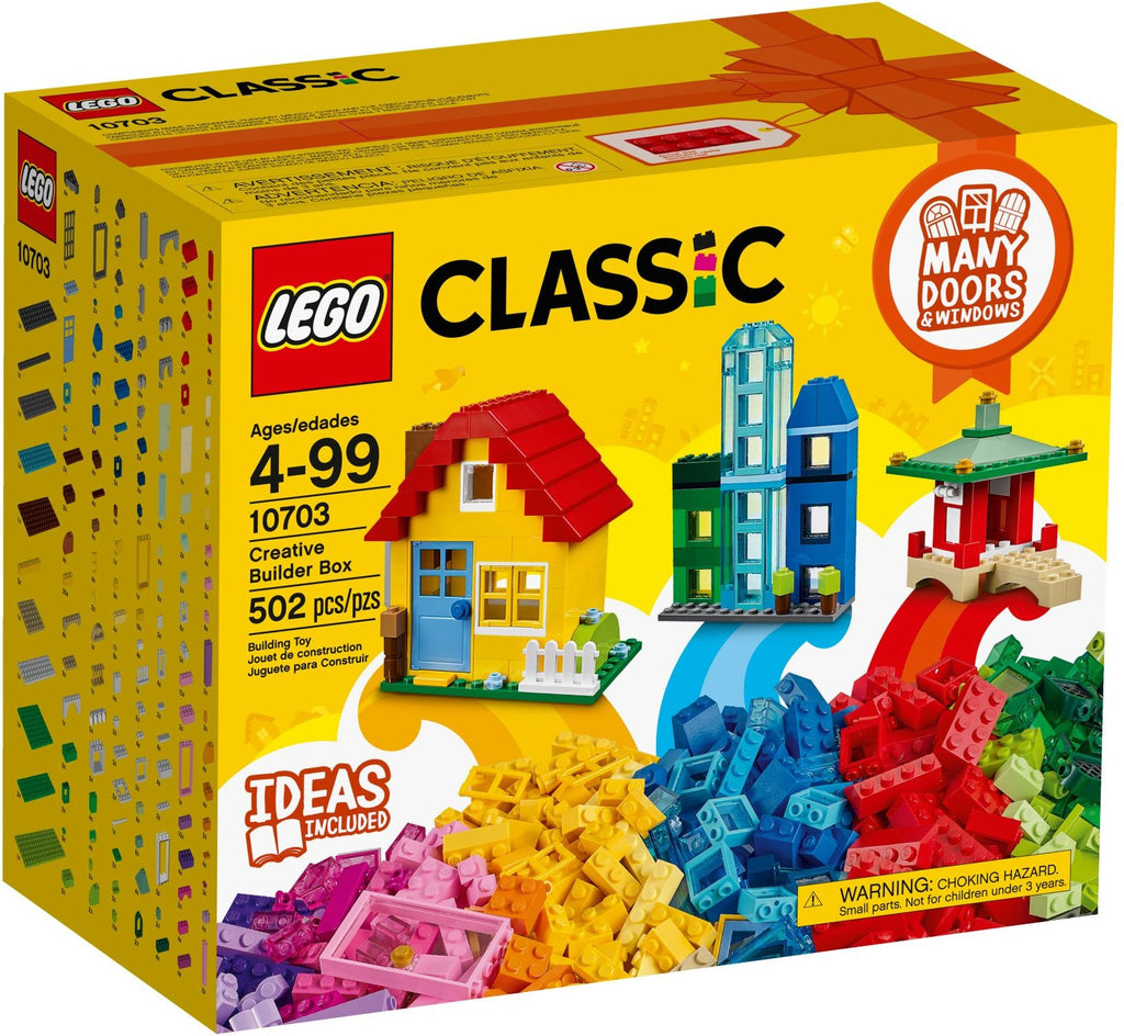 LEGO 10703 Creative Builder Box