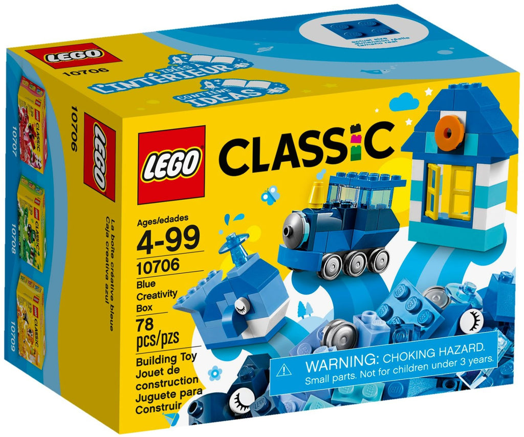 LEGO 10706 Blue Creative Box