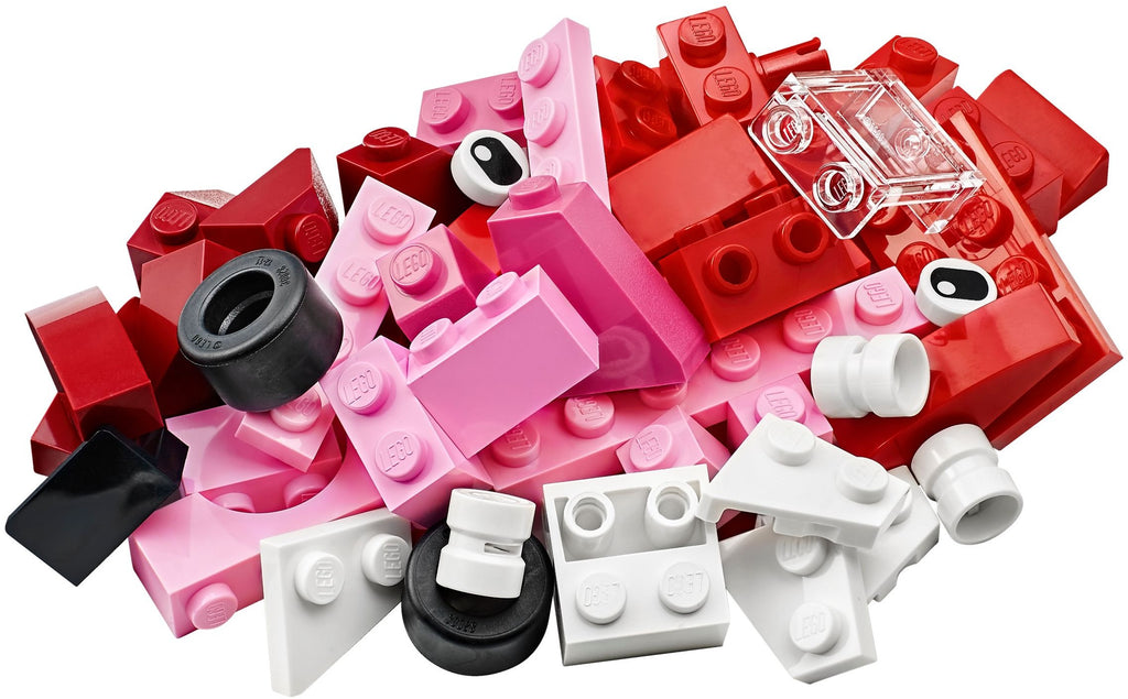 LEGO 10707 Red Creative Box