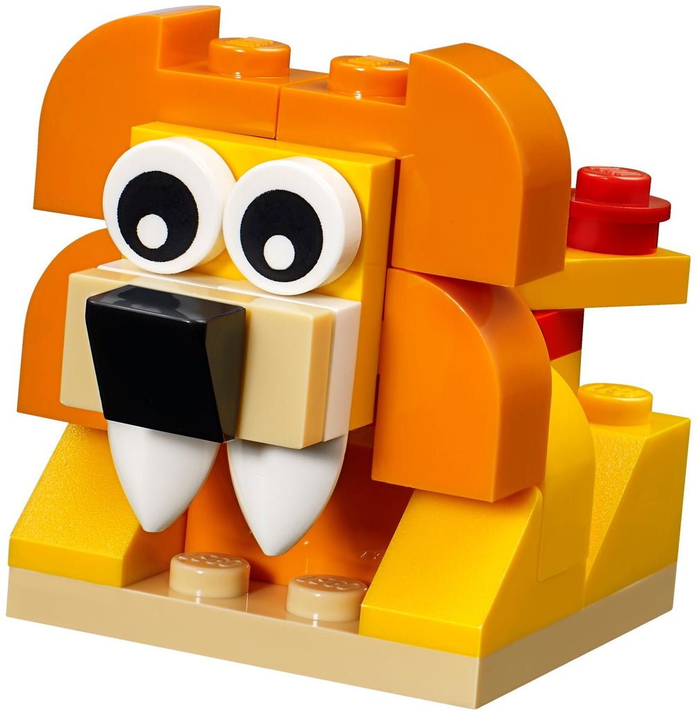 LEGO 10709 Orange Creative Boxv