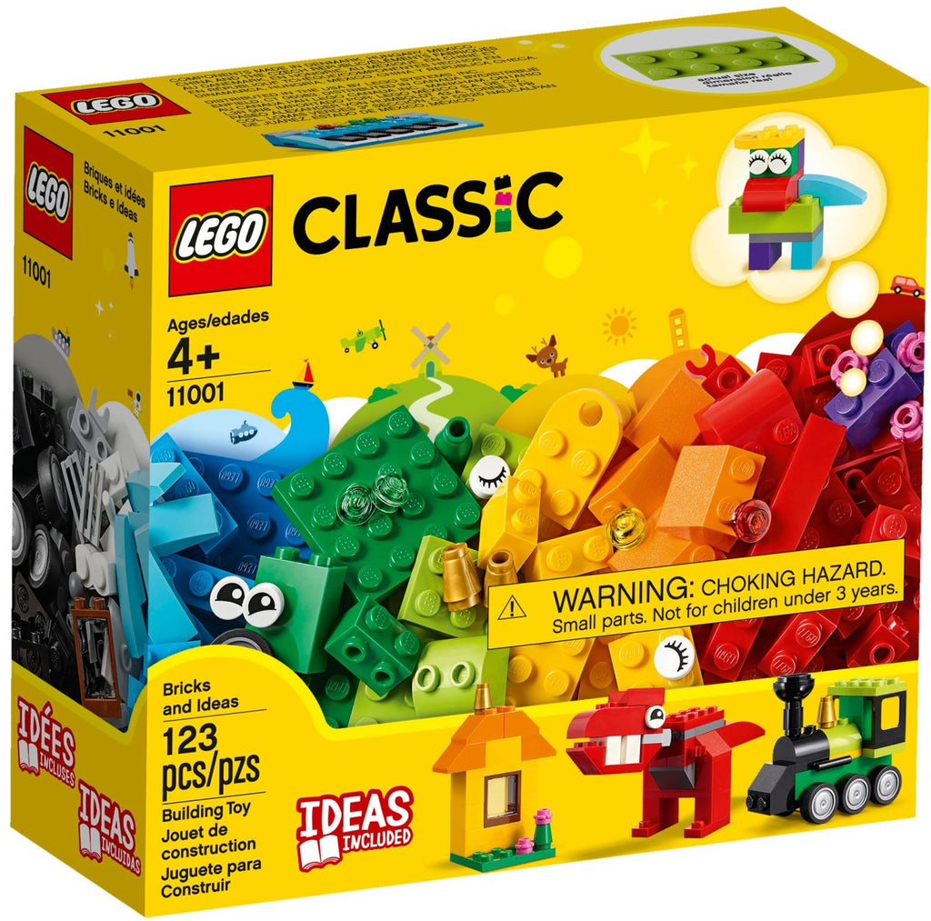 LEGO 11001 Bricks and Ideas