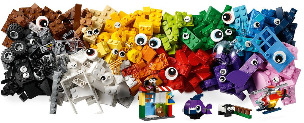 LEGO 11003 Bricks and Eyes
