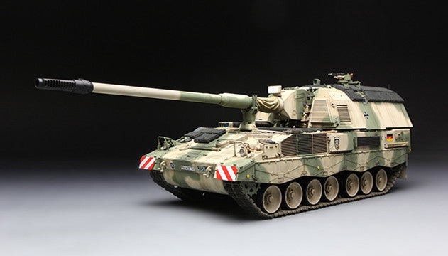 1/35 German Self-Propelled Howitzer Panzerhaubitze 2000