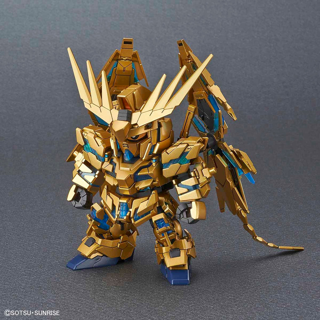 SD Gundam Cross Silhouette Unicorn Gundam 03 Phenex (Destroy Mode) (Narrative Ver.)