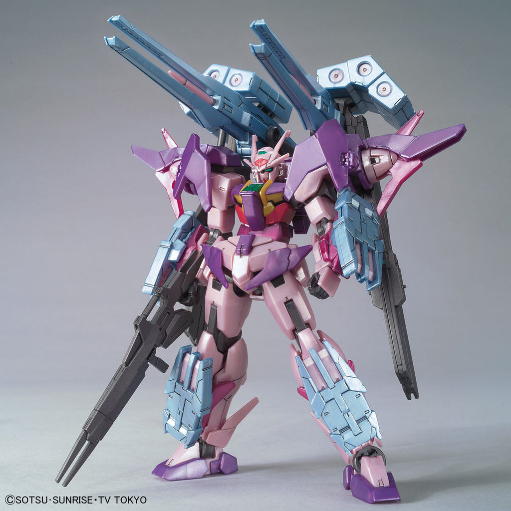 HGBD Gundam 00 Sky HWS (Trans-AM Infinite Mode)