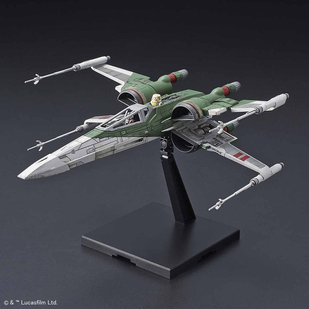 Bandai Star Wars kit - 1/72 X-Wing Fighter [Rise of Skywalker]