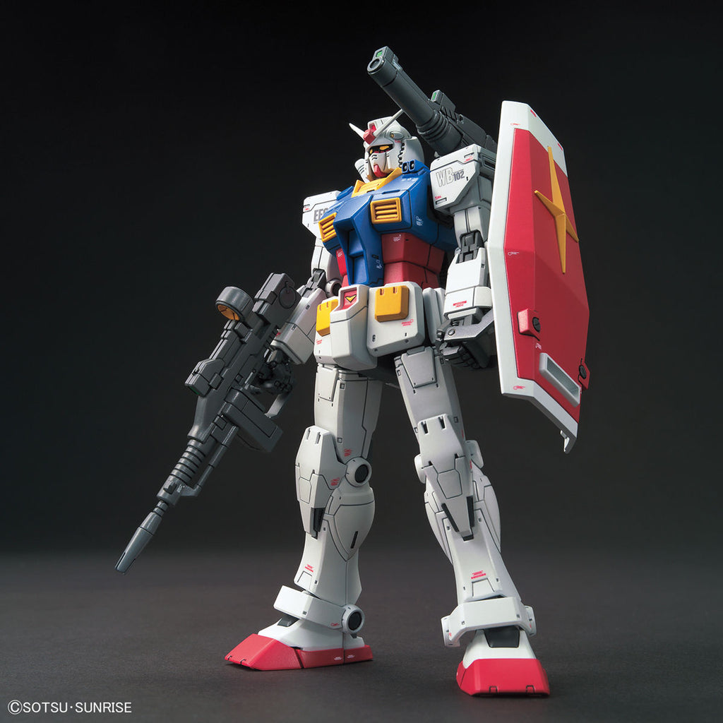 HG RX-78-02 Gundam (Gundam The Origin Ver.)