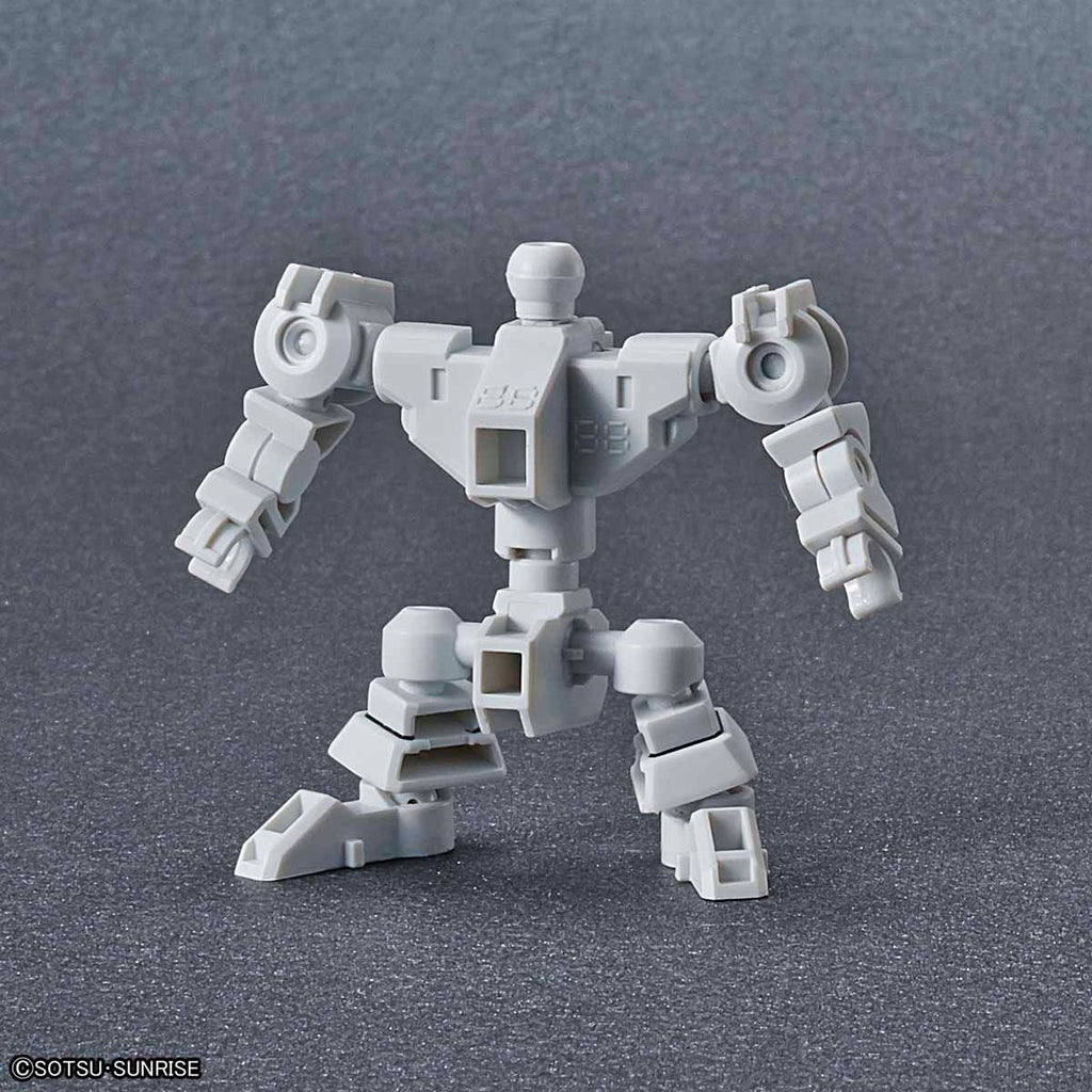 SD Gundam Cross Silhouette Silhouette Booster [White]