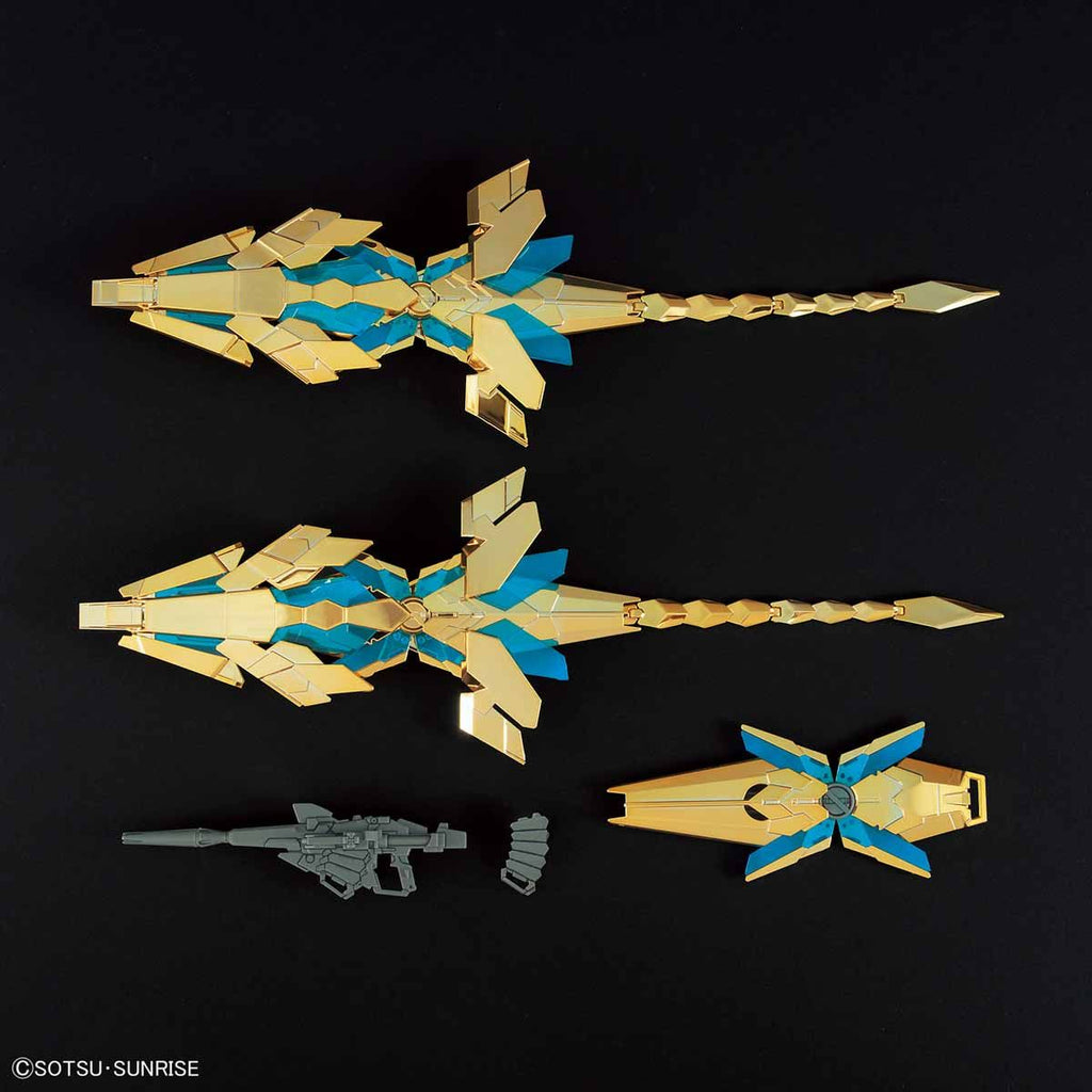 HGUC Unicorn Gundam 03 Phenex (Destroy Mode) (Narrative Ver.) [Gold Coating]