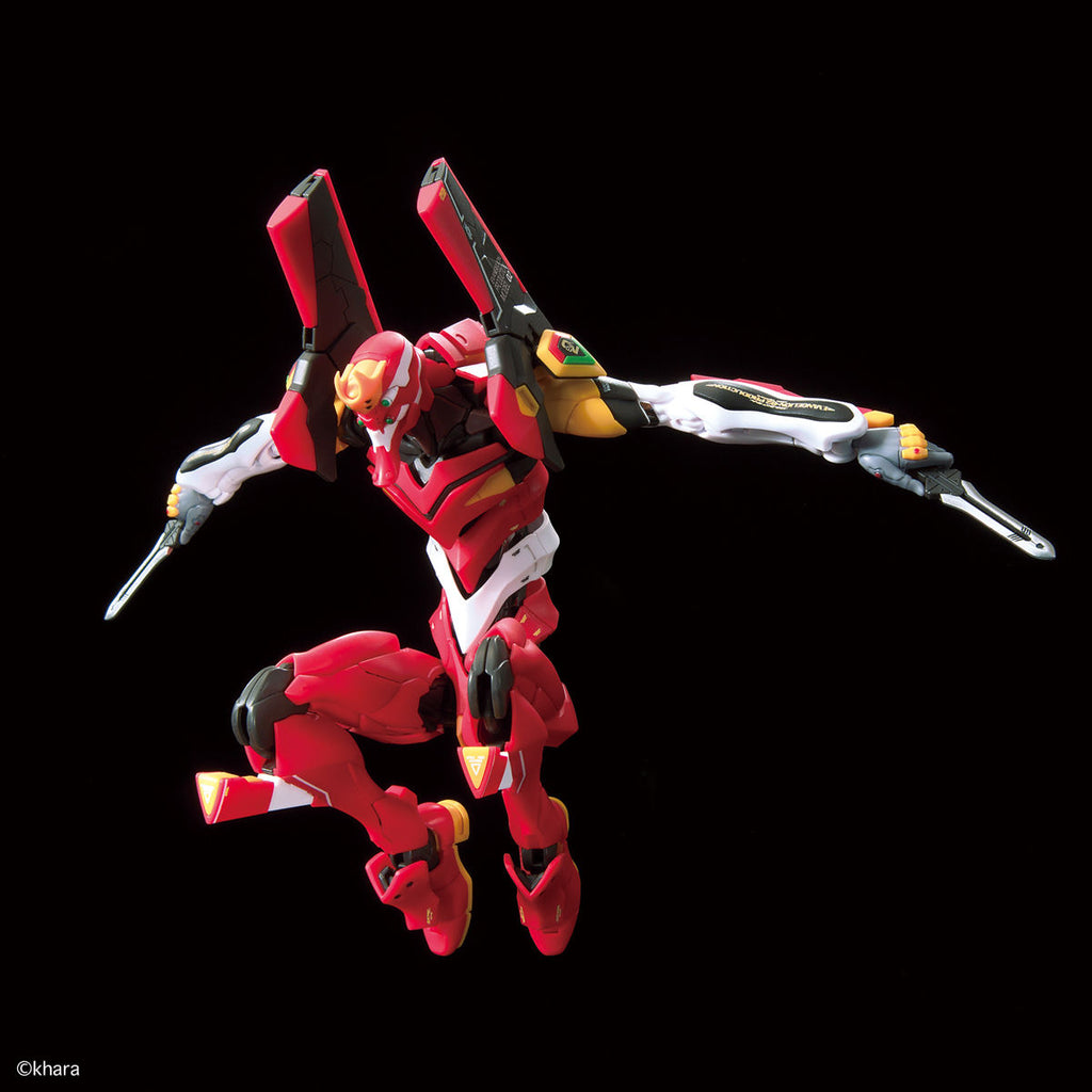 RG Multipurpose Humanoid Decisive Weapon, Artificial Human Evangelion Production Model-02
