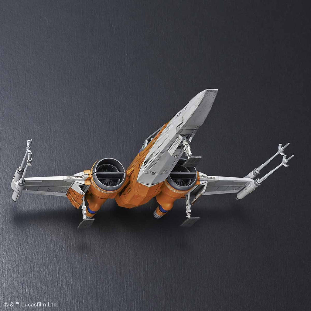 Bandai Star Wars kit - 1/72 Poe's X-Wing Fighter [Rise of Skywalker]