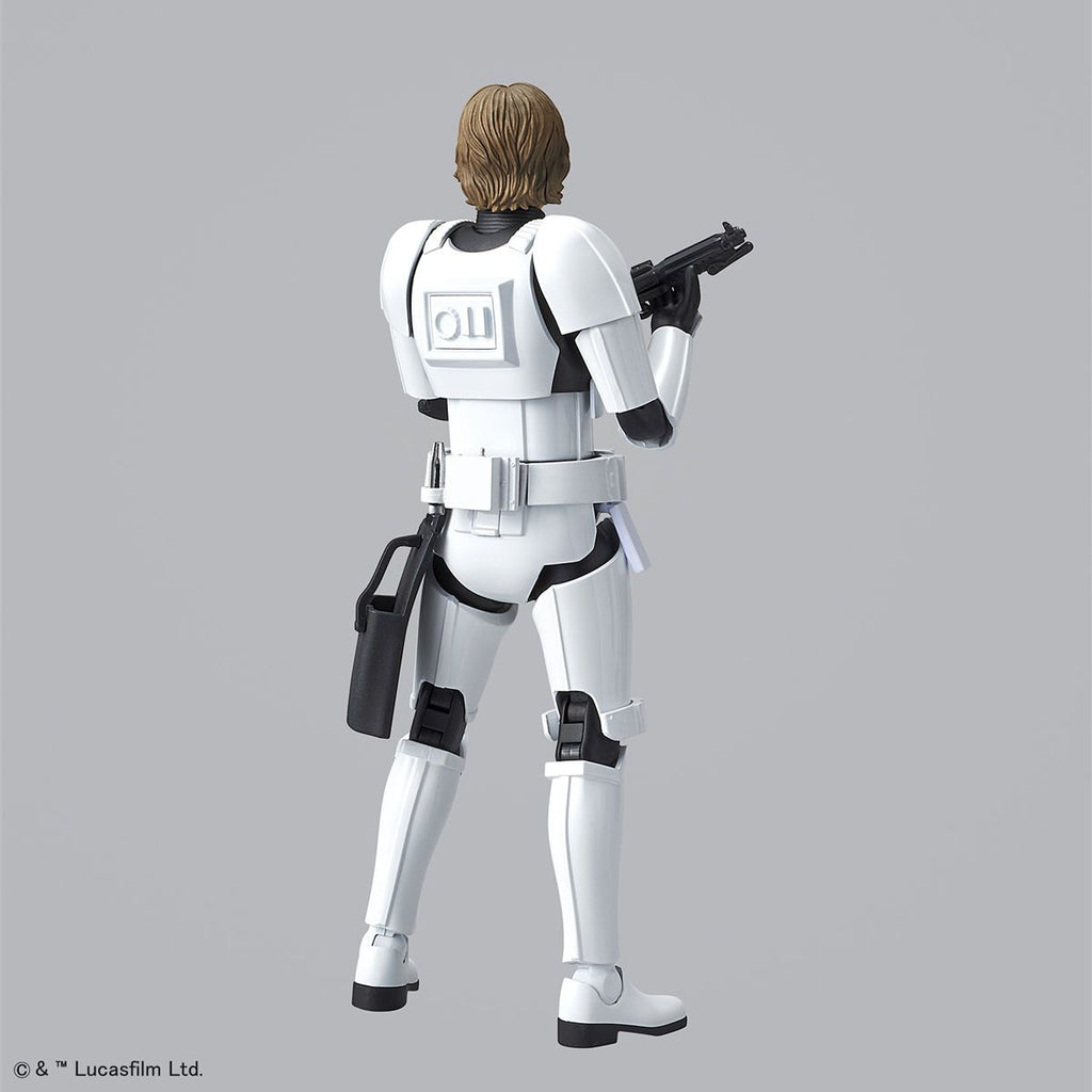 Bandai Star Wars Model Kit - 1/12 Luke Skywalker StromTrooper Ver.™
