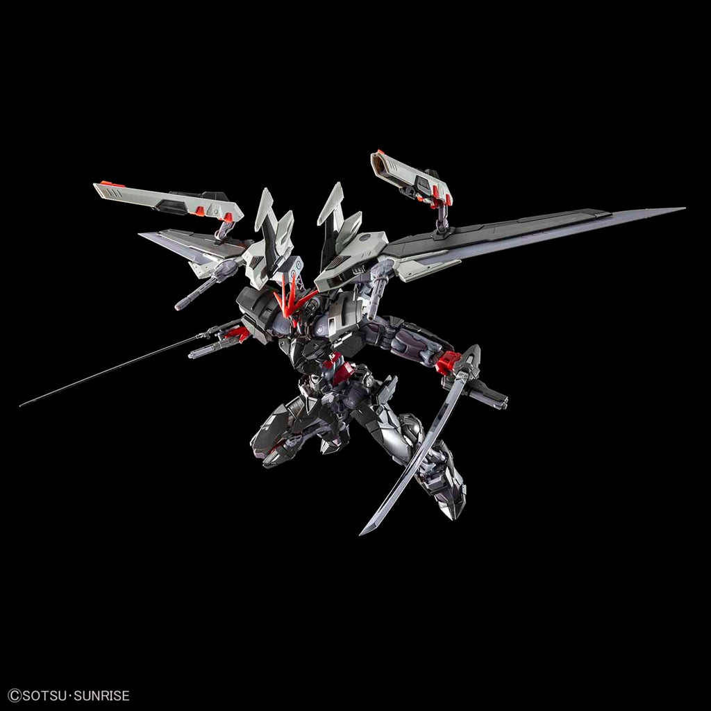 High-Resolution Model Gundam Astray Noir (HiRM)