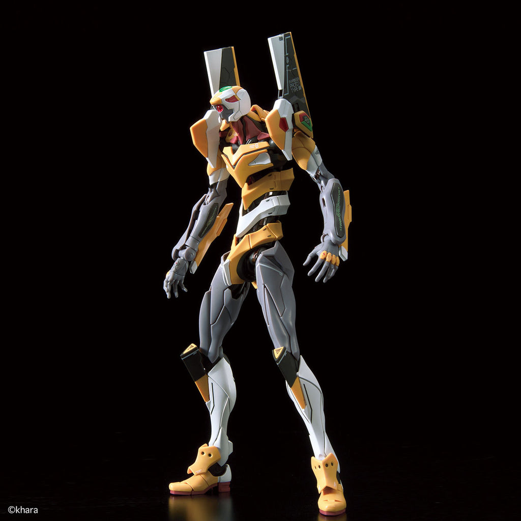 RG Multipurpose Humanoid Decisive Weapon, Artificial Human Evangelion Proto Type-00 DX Positron Cannon Set