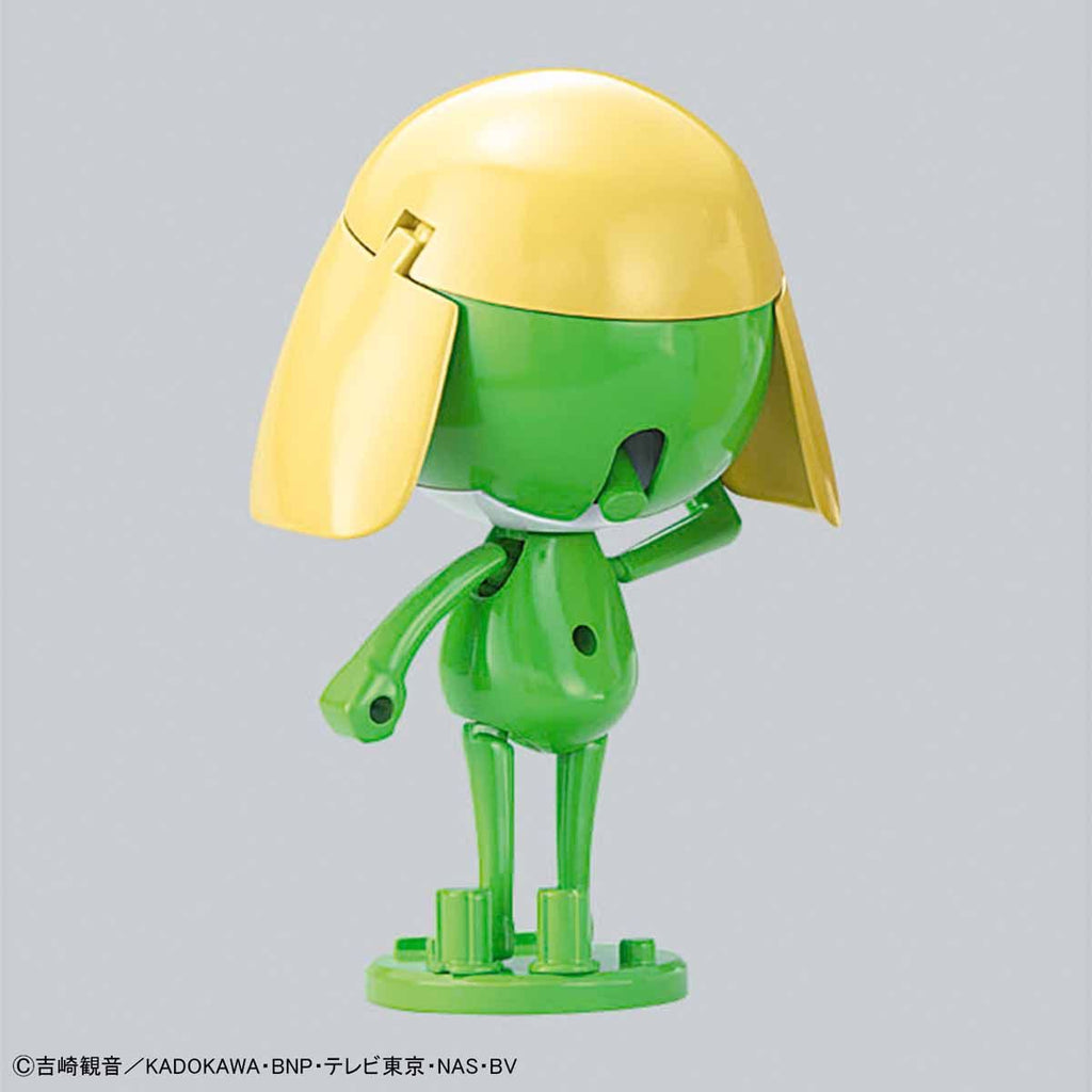 Keroro Gunso Plamo Collection Keroro Gunso Anniversary Package Edition