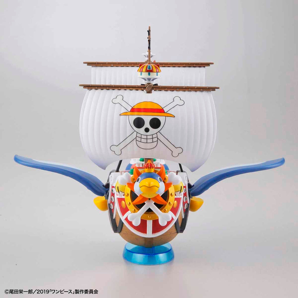 One Piece Thousand Sunny Flying Model