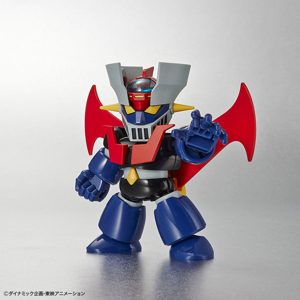 SD Cross Silhouette Mazinger Z