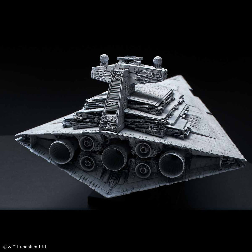 Bandai Star Wars Model kit - 1/5000 Star Destroyer.