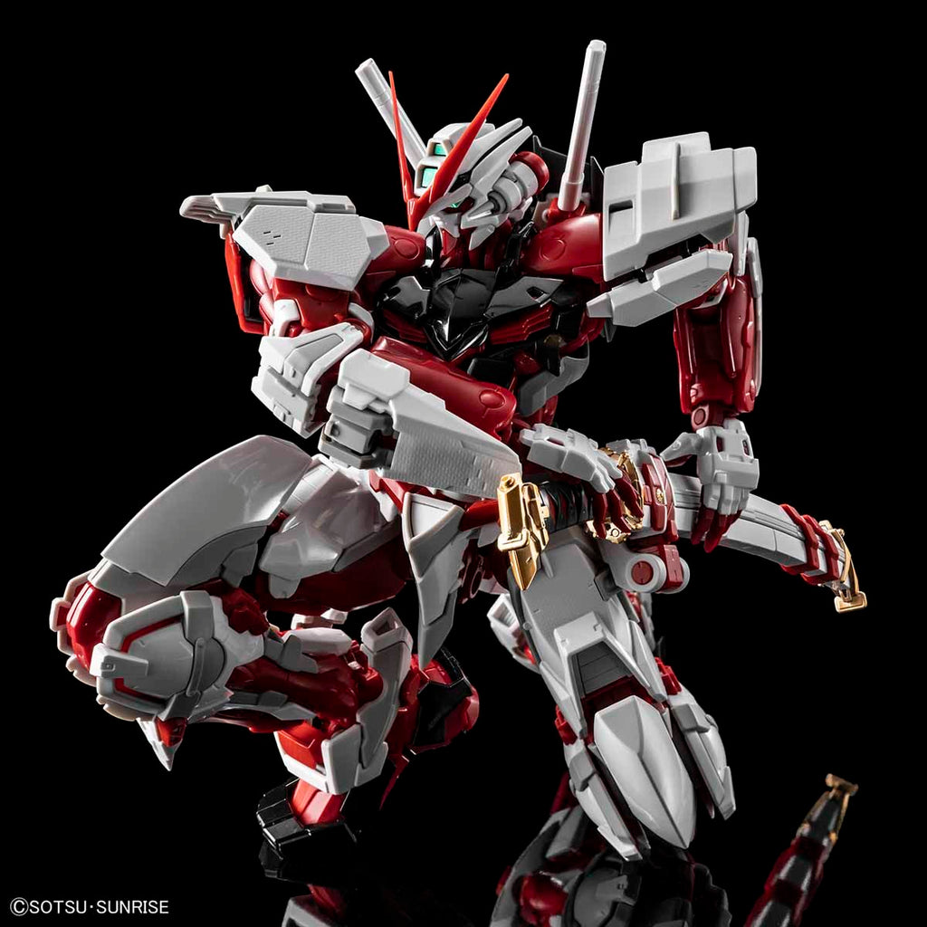 High-Resolution Model 1/100 Gundam Astray Red Frame