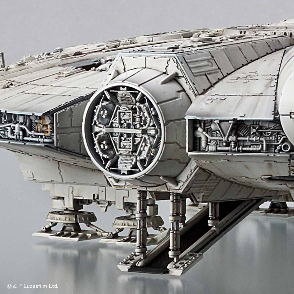 1/144 Millennium Falcon (SW: The Rise of Skywalker)