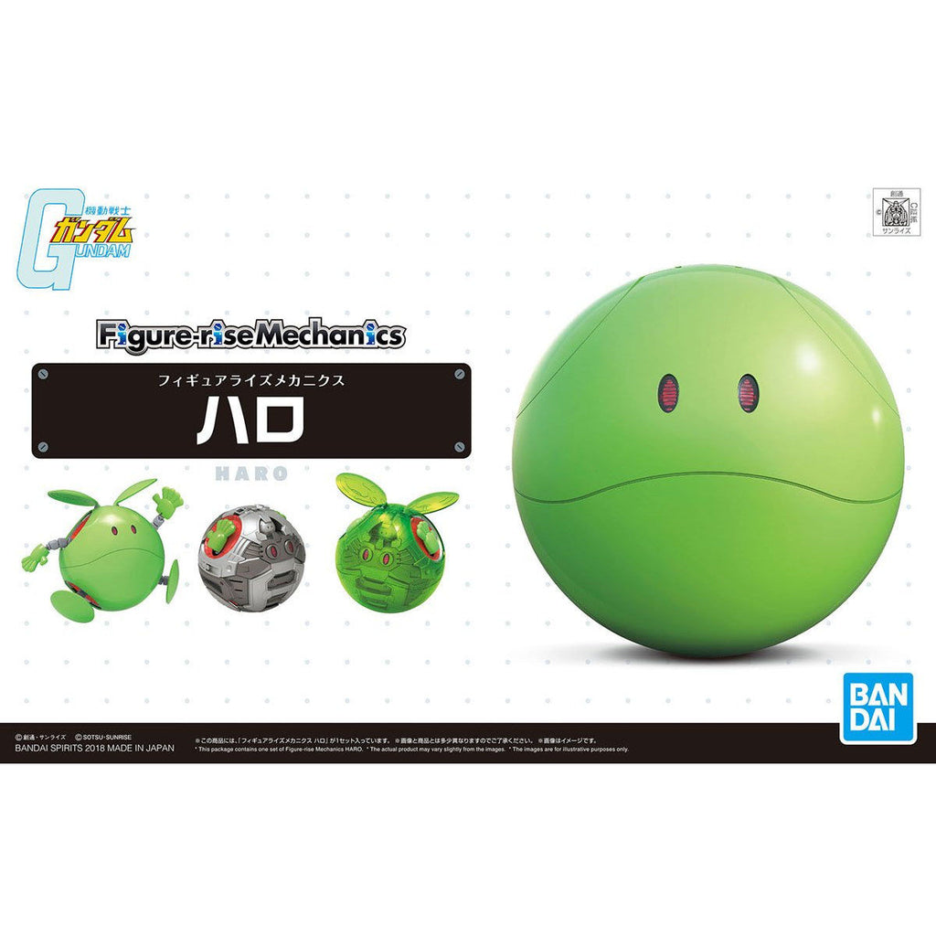 Figure-rise Mechanics Haro