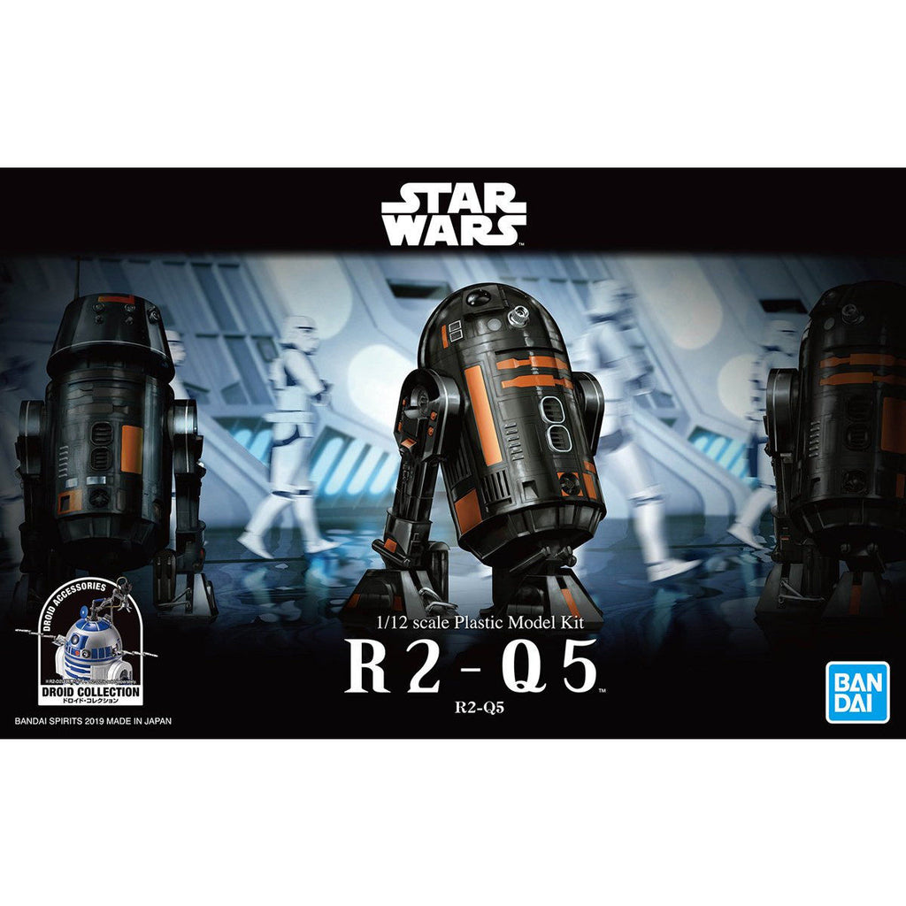 Bandai Star War 1/12 R2-Q5