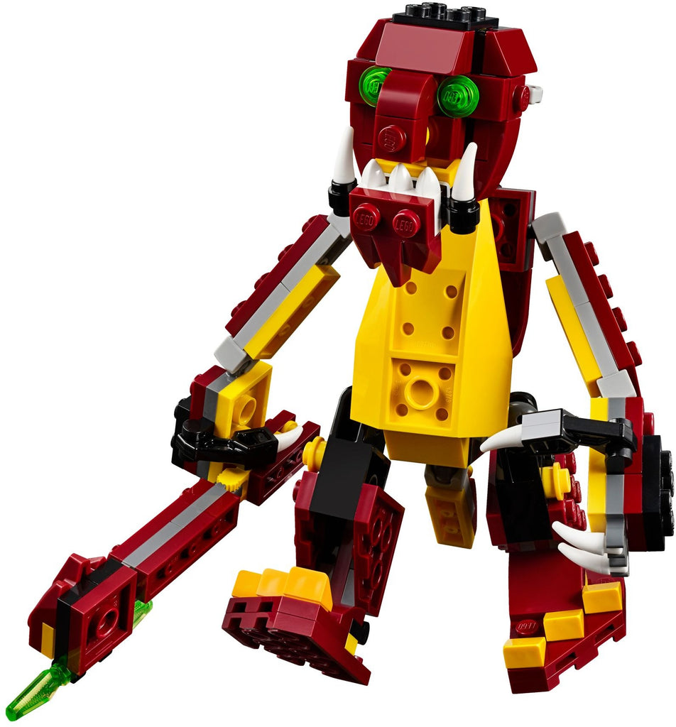 LEGO 31073 Mythical Creatures